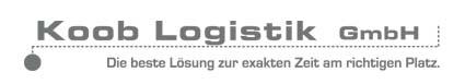 Koob Logistik Logo